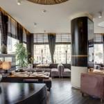 дизайн интерьера ресторана