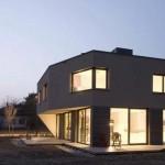 просторный дом для семьи